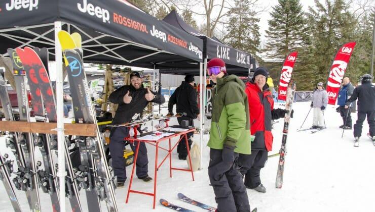 Snowshoe WV Demo Days