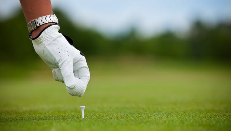 Snowshoe WV Golf
