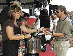 Snowshoe Chili Cook Off