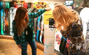 Buying Your First Snowboard