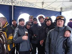 Snowshoe WV Winterfest