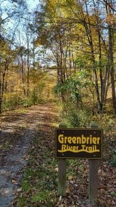 Greenbrier River Trail