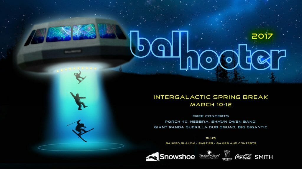 Ballhooter Spring Break