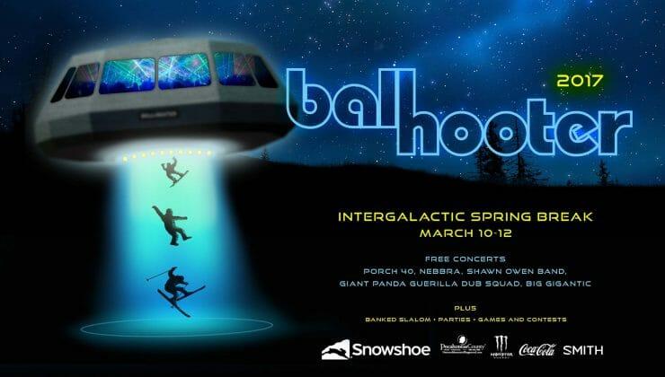 Ballhooter Spring Break