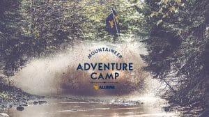 WVU Mountaineer camp