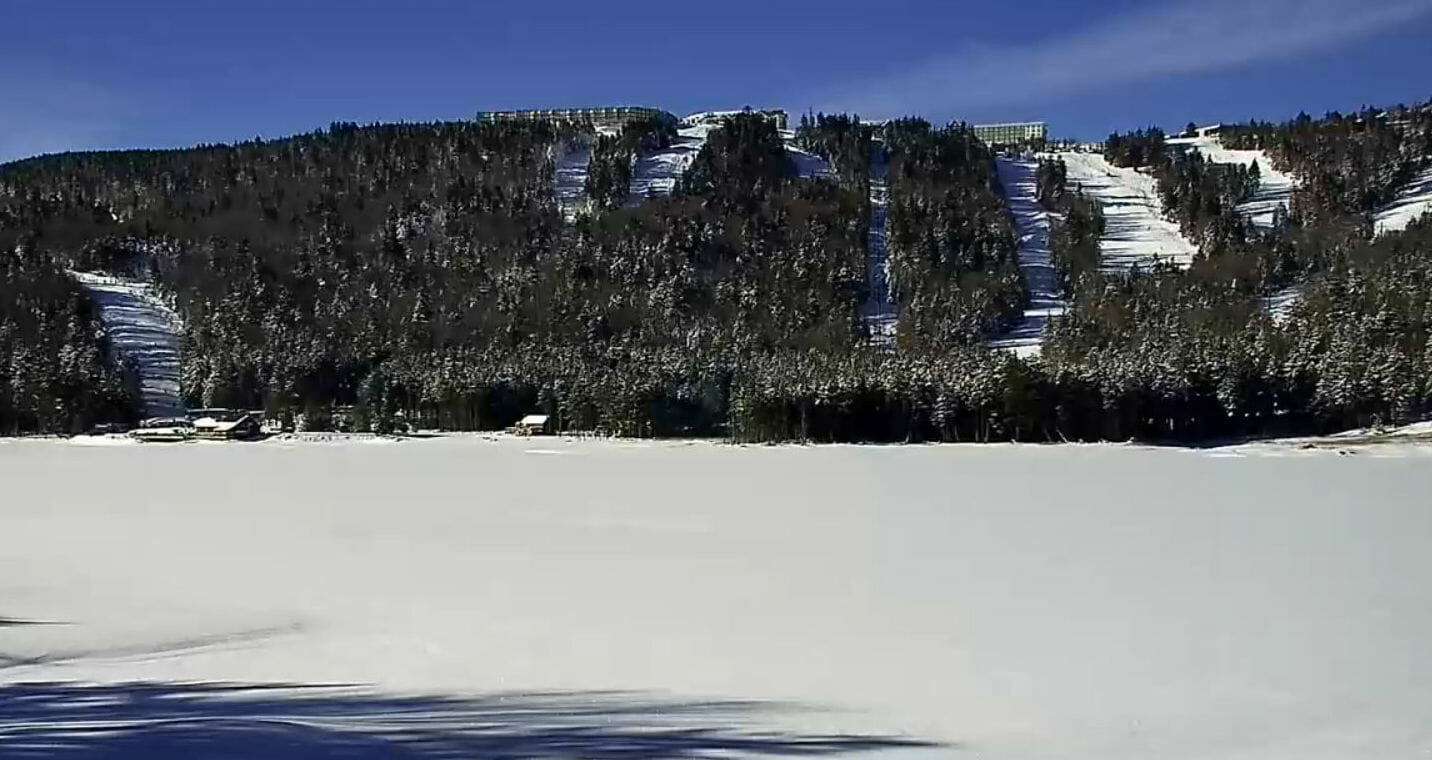 Snowshoe Elevation