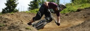 Snowshoe Mountain Biking