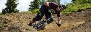 Snowshoe Mountain Biking