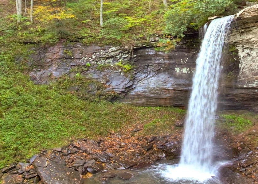 Falls of Hills Creek