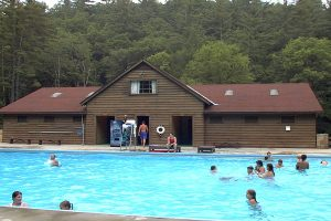 Watoga Park Swimming Pool