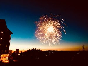July 4th Celebration at Snowshoe